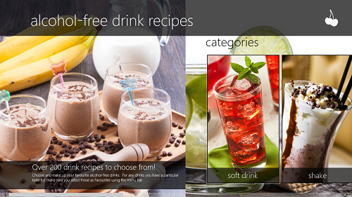 alcohol free drink recipes