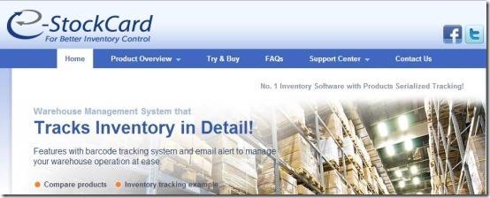 e-StockCard