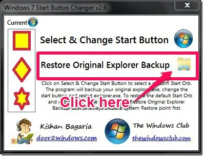 How to Change Start Menu Icon in Windows - I Love Free Software