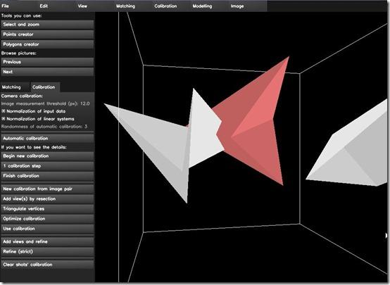 insight3d-3D models-caliberate cameras