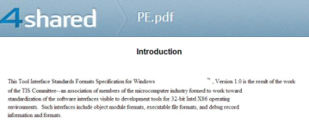 Free online pdf viewer - 4shared