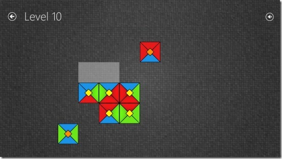 Bloqnetic - gameplay