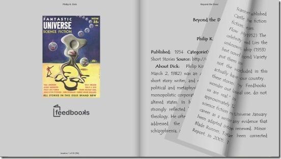 Bookviser - reading ebook