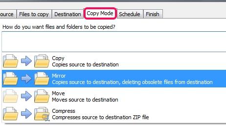 Cyotek CopyTools- copy mode