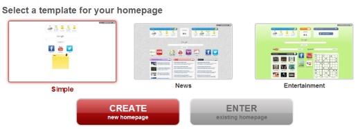 Domostra.com- create a new homepage