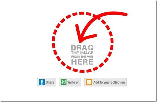 Dragood-online photo sharing-interfacejpg