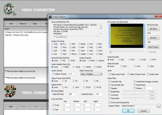 Easy-Data Mediacenter 2013- Video Converter