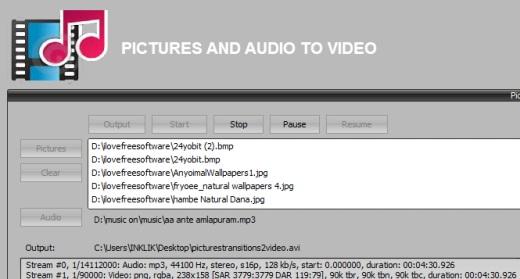 Easy-Data Mediacenter 2013- create photo slideshow