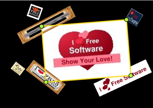 Free Collage Maker- place photos at required place