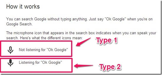 Google Voice Search Hotword-google voice search-separate icons