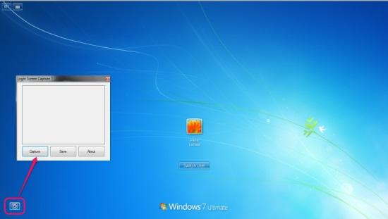Login Screen Capture 7- capture Windows 7 logon screen