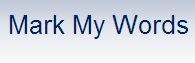 Mark My Words-markdown editor-icon