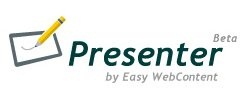 Presenter-online presentation maker- icon