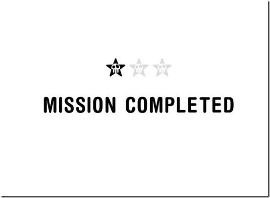Radiant Defense - mission completed