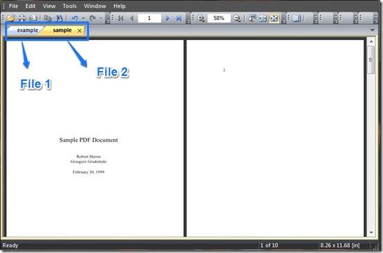 Sorax Reader 2- pdf viewer- open  files