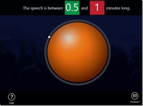 Speech Timer Free