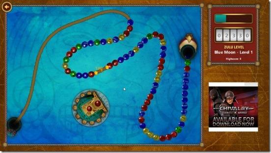 Zulu Star - gameplay