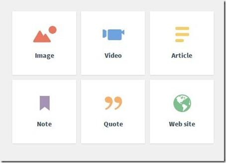bunkr-online presentation maker-add content