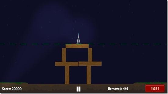 deConstruct - gameplay