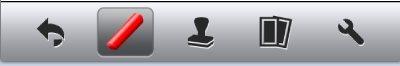 doodle buddy toolbar