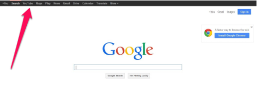 Get the Old Google Menu Bar Back with Addons for Chrome, Firefox