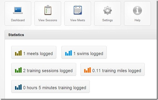 mySwinLog-log management-dashboard