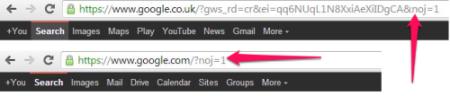 Get back the black bar - URL Edit method
