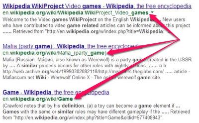 Advanced Google Search Technique - Related Operator