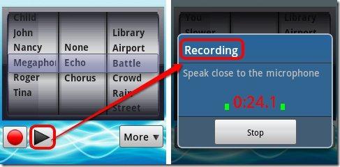 Best Voice Changer record