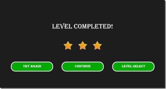 Blocked - level result