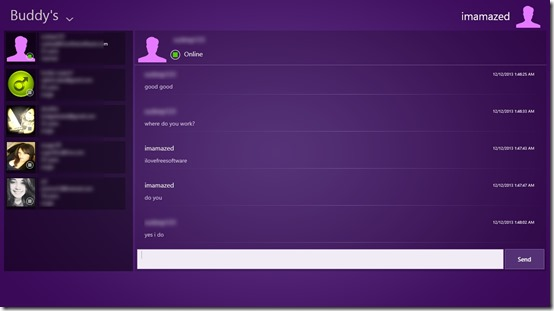 Buddy Connect- Chat