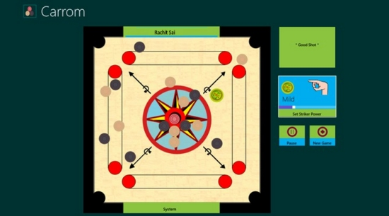 Carrom Lite- Hit