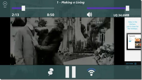 Charlie Chaplin - first Charlie Chaplin movie (Making a Living)