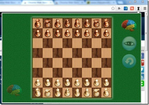 Chess - the board game