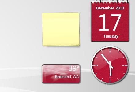 Christmas Windows 7 Theme-free Christmas themes for windows 7-gadgets