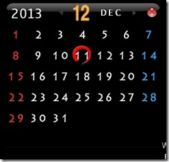 SMemo - Calendar