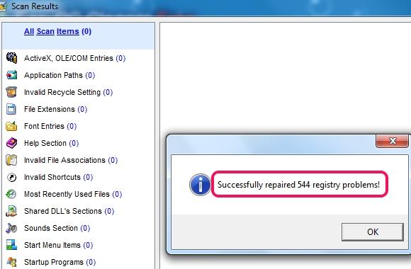 EasyPC Cleaner- fix problems