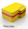 File Lister - icon