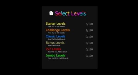 Flow Colors Bridges- Select Levels