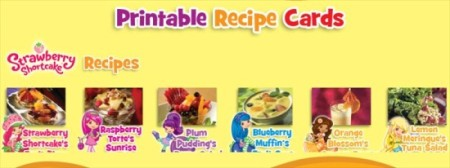Food Champs-kids health website-recipes