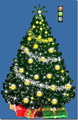 Free Desktop Christmas Tree- Desktop Christmas Tree-icon