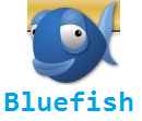 Free Source Code Editor - Bluefish
