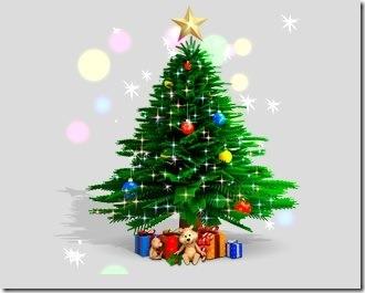 Garland Christmas Show- Desktop Christmas Tree-icon