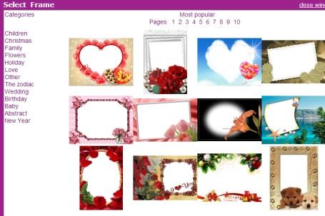 Glitter Photo- frame categories