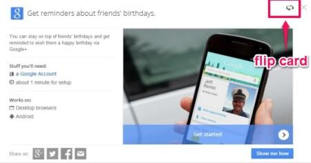 Google Tips-Google Tips-flip card