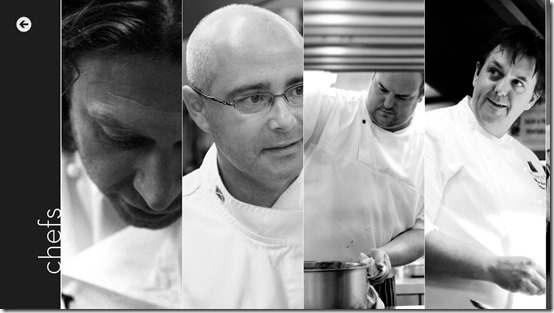 Great british chefs- Chefs