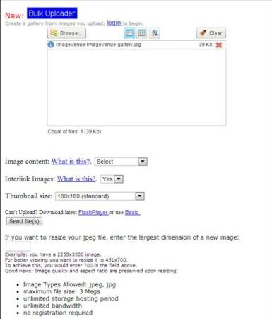 ImageVenue-ImageVenue-home page
