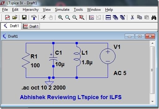 LTspice - Schematic Editor