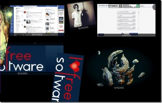 My Memories - digital photo frame