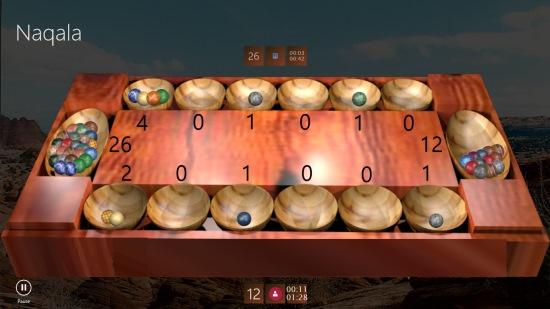 Naqala- gameplay